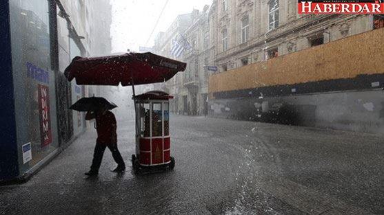 Meteoroloji'den son dakika hafta sonu uyarısı geldi