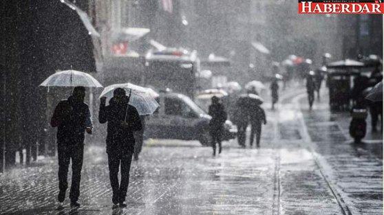 Meteoroloji'den uyarı geldi! İstanbul'da akşam saatlerinde...