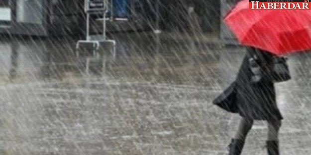 Meteoroloji'den yağış uyarısı! Sıcaklıklar düşüyor