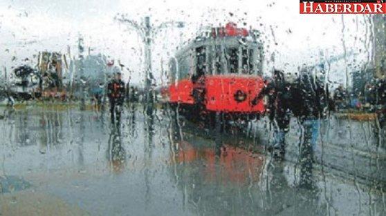 Meteoroloji'den yağış ve kar uyarısı geldi