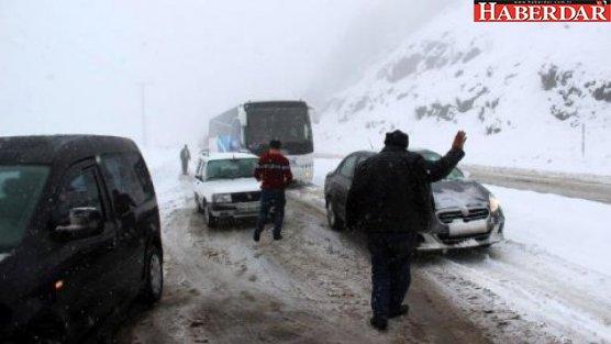 Meteoroloji'den yeniden kar yağışı uyarısı