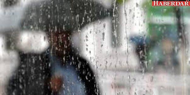 Meteoroloji duyurdu önce yağışlar..