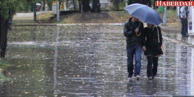 Meteoroloji sağanak yağışlara karşı uyardı