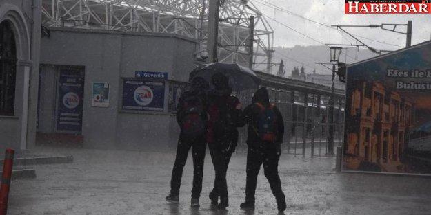 Meteoroloji Türkiye'nin tamamı için uyardı!