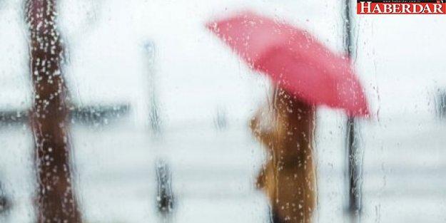 Meteoroloji uyardı! Bu bölgelerde yaşayanlar dikkat…