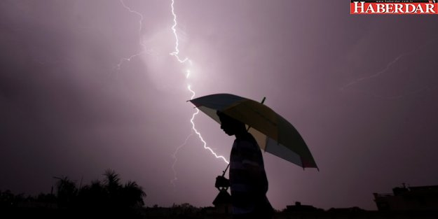 Meteoroloji uyardı! Gök gürültülü sağanak bekleniyor