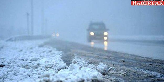Meteoroloji Vatandaşları Uyardı! Don ve Buzlanma Bekleniyor