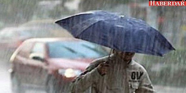 Meteoroloji'den hafta sonu için fırtına uyarısı