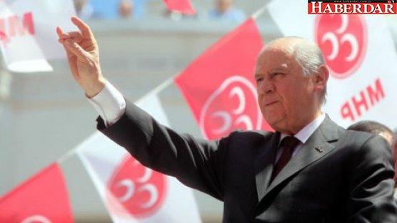 MHP AKP'den değişiklik isteyecek!