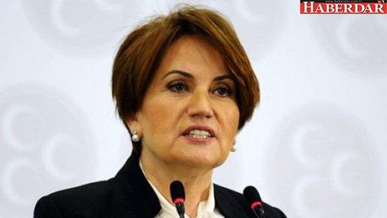 MHP'den Meral Akşener'e tebliğ