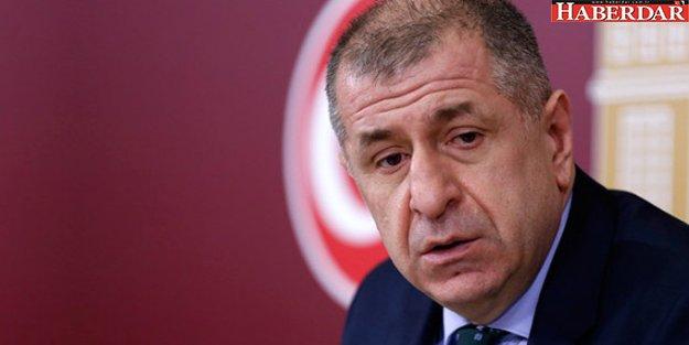 MHP'li Ümit Özdağ Partisinden İhraç Edildi