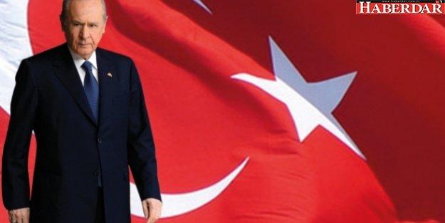 MHP Lideri Bahçeli'den Teşkilatlara Genelge...