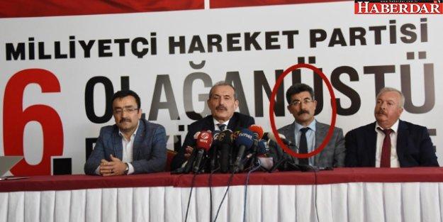 MHP'nin Çağrı Heyeti Başkanı, FETÖ'den Gözaltına Alındı