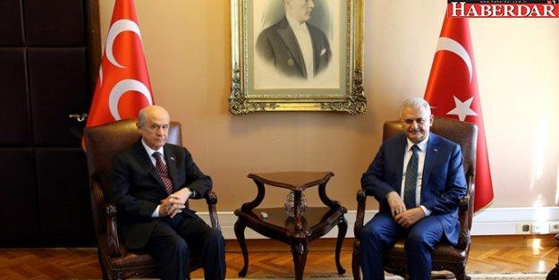 MHP'nin Hukukçuları Anayasa Değişikliği Teklifi Üzerindeki Çalışmayı Tamamladı