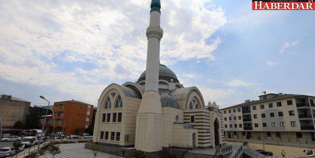 Mimarsinan İbrahim Sancak Camii Cuma günü açılıyor