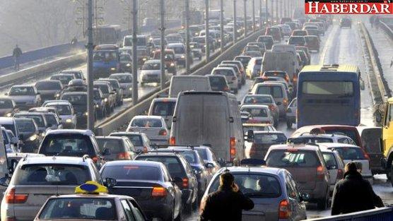 Motorlu Taşıtlar Vergisi'ne zam geliyor