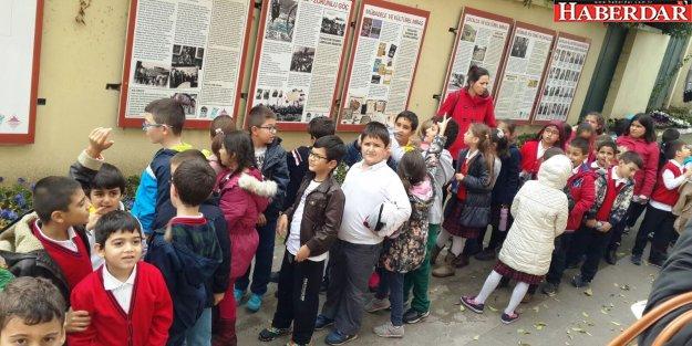Mübadele Müzesi'ni gezmeyen öğrenci kalmayacak