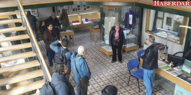 Mübadele Müzesi'nin ziyaretçileri eksik olmuyor