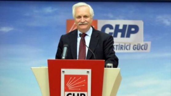 Murat Özçelik CHP'den istifa etti