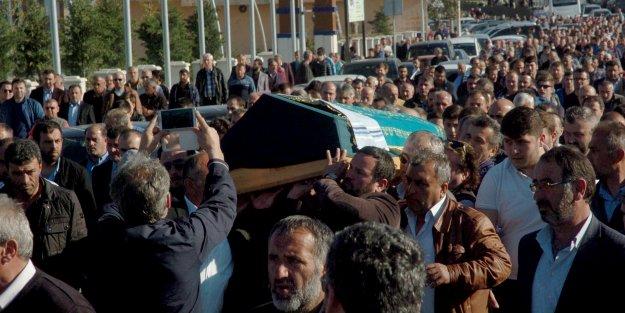 Murat Soylu, dualarla uğurlandı