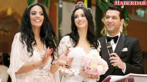Murat Yıldırım evlendi