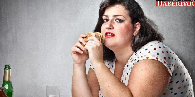 Obezite en çok kadınları vuruyor
