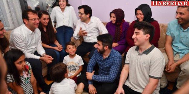 'Oğlumun adını Tayyip Erdoğan koymuştum. Şimdi, siz mağdur olduğunuz için sizi destekliyoruz'
