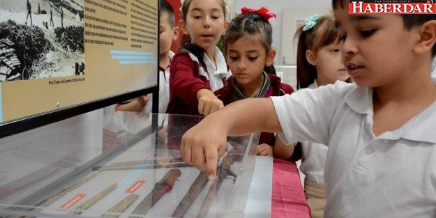 """'Öğrencilere Yıl Boyunca Çanakkale Ruhu Aşılanıyor."""""""