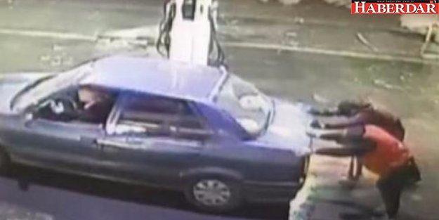 Otomobili Itmedi Diye Öldürüldü