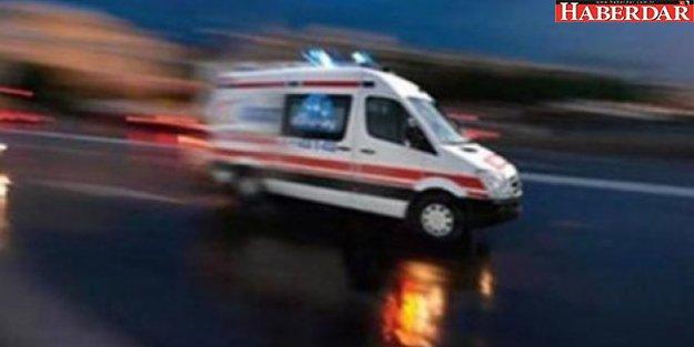 Otoyolda yoğun sis kazası: 1 ölü
