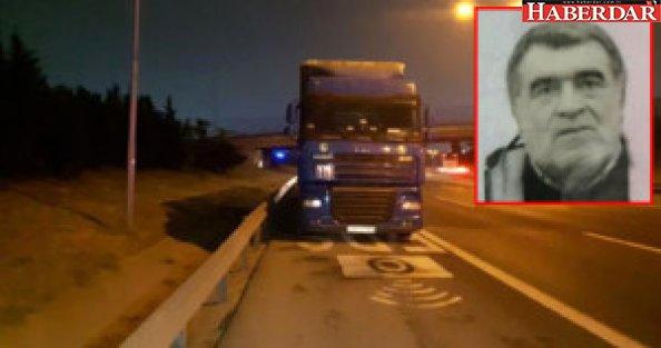 Park Halinde Duran TIR'ın Sürücüsü Direksiyon Başında Ölü Bulundu