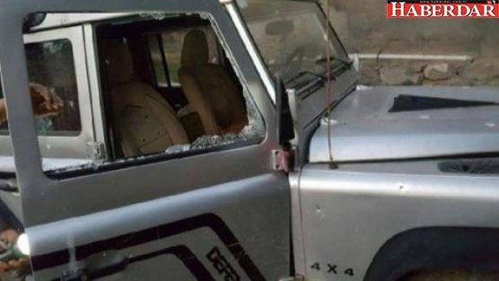 PKK askeri üs bölgesine saldırdı