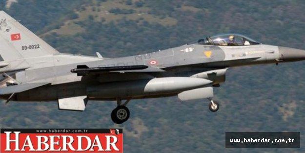 PKK Dağlıca'ya Saldırıdı, Türk Jetleri PKK Mevzilerini Vurdu