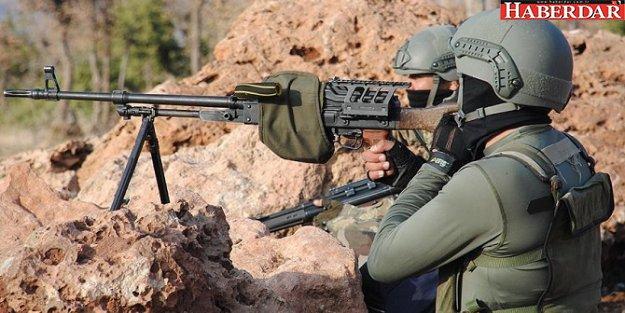 PKK'lı teröristlerle çatışma çıktı: Yaralı askerler var