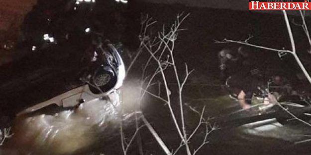 Polis otosu dereye uçtu: Acı haber