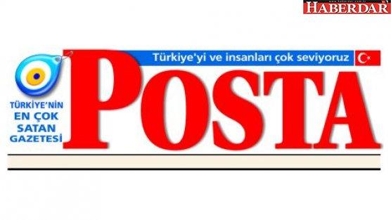 Posta Gazetesi özür diledi!