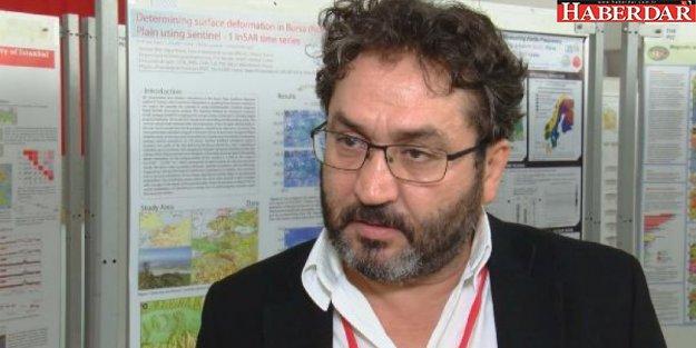 Prof. Çakır'dan önemli deprem uyarısı: 7.1, 7.2 büyüklüğündeki bir deprem tetiklenebilir