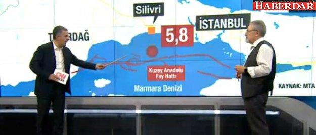 Prof. Dr. Naci Görür, 'İstanbul depremi' erkene alındı!