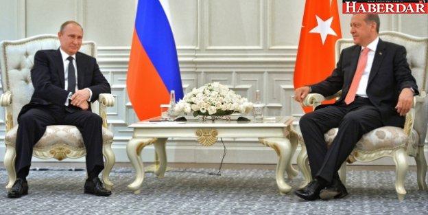 Putin, bugün Türkiye'ye geliyor