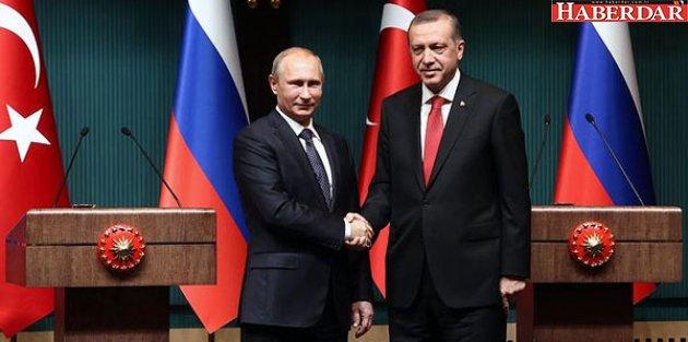 Putin maç izlemeye Türkiye'ye geliyor