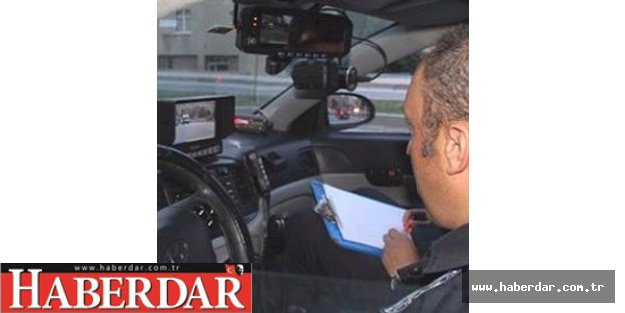 Radar polisine sosyal medya önlemi