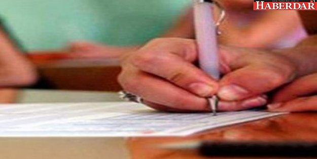 Referandum ile aynı güne denk gelen sınavlar ertelendi