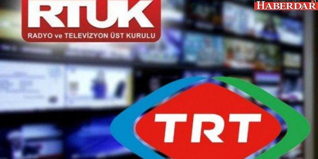 RTÜK'ten TRT'ye 'terör' cezası