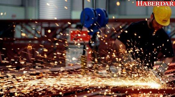 Sanayii üretimi arttı, 5 ayın zirvesinde