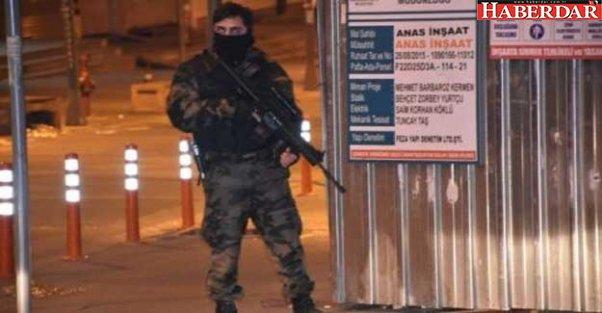 Sancaktepe'de silahli çatışma