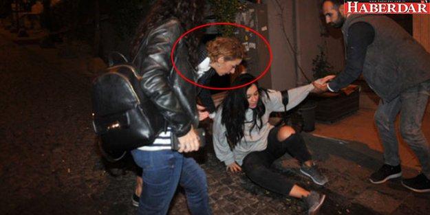 Şarkıcı Sıla'nın Olaylı Gecesi! Muhabirlere Tehditler Savurdu