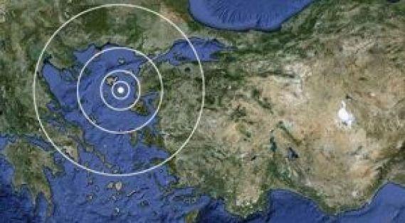 Saros Körfezi'nde Korkutan Deprem