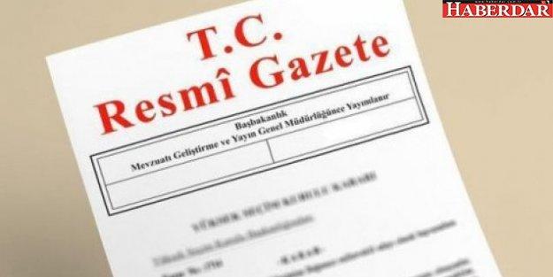 'Seçim İttifakı' Kanunu Resmi Gazete'de yayımlandı