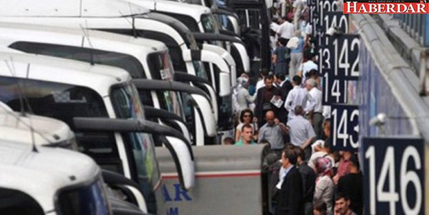 Seçmen İstanbul'a akın ediyor