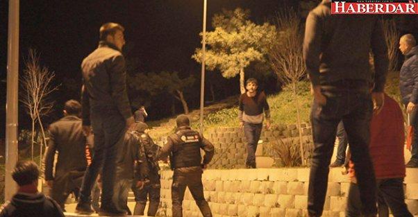 Selimpaşa'da miting öncesi gerginlik